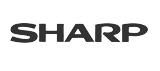 sharp-