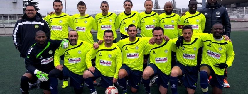 Equipe de footbal de Viry Chatillon